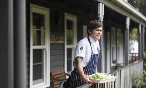 BESPOKE Harvest Chef: Simon Stewart